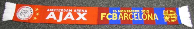 Ajax - FC Barcelona 1.2