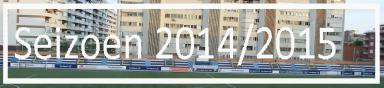 Seizoen 2014-2015