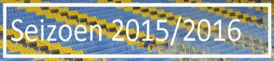 Seizoen 2015-2016