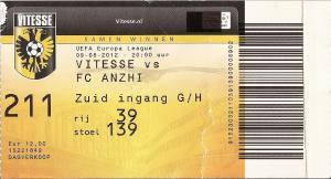 (2) Vitesse - Anzhi