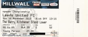 (23) Millwall FC - Leeds United