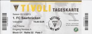 (28) Alemannia Aachen - 1. FC Saarbrücken