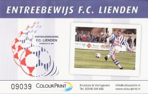 (29) FC Lieden - EVV Echt