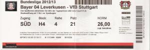 (35) Bayer Leverkusen - VFB Stuttgart