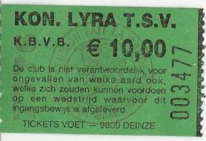 (42) Kon. Lyra TSV - Sint-Lennaarts