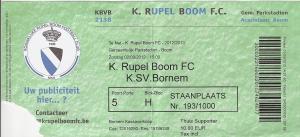 (5) Boom - Bornem