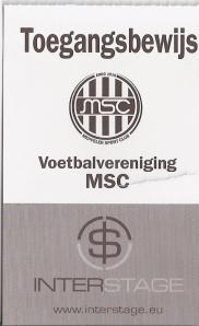 (50) MSC Meppel - VV Alcides