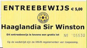 (53) VV Haaglandia - Alphense Boys