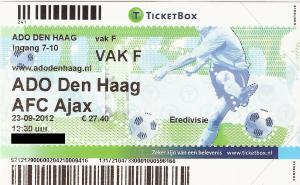 (7) ADO Den Haag - Ajax