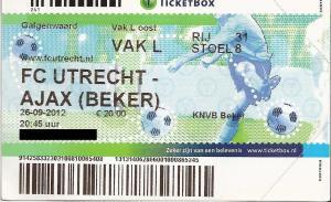 (8) FC Utrecht - Ajax